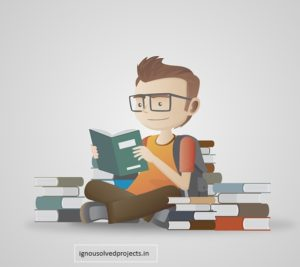 ignou solved projects